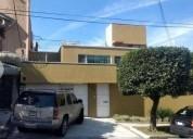 Renta de casa en las lomas de chapultepec 3 dormitorios