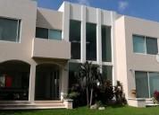 Casa minimalista en renta en sumiya jiutepec 3 dormitorios 278 m² m2
