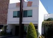 Casa en renta lomas del valle puebla trato directo 3 dormitorios 190 m² m2
