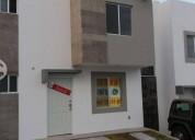Casa en renta nuevecita en fracc ciudad marques 3 dormitorios 82 m² m2