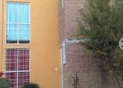 Casa sola en privada fracc encinos cuautitlan 2 dormitorios