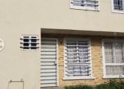 Rento casa fraccionamiento la hacienda morelia 2 dormitorios