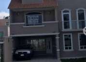 Casa en renta en zona plateada en privada 3 dormitorios