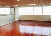Vendo oficina en el world trade center 80 m² m2. contactarse.
