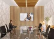 Oficinas con valet parking para visitantes 87 m² m2