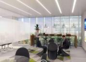 Excelente oficinas con business lounge 62 m² m2