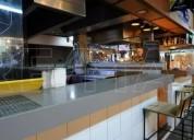 Traspaso de negocio en mercado gastronomico sa 6 m² m2