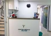 Clinica equipada cerca zona hospitales y del inr 140 m² m2