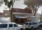 Excelente local en mercado tlatilco en azcapotzalco