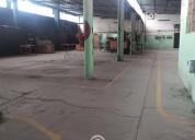 Fabrica zona industrial vallejo 1.469 m² m2