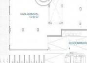 Preventa de local comercial tacuba 132 m² m2