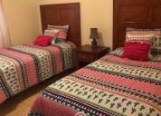Departamento amueblado casa bella 2 dormitorios
