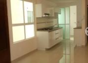 Renta nuevo departamento en residencial cafetal 3 dormitorios.