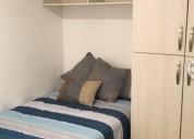 Excelente departamento col del valle 1 dormitorios 13 m² m2