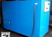 Diseño y fabricación de chiller de 7.5tr entrega i
