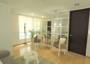 Departamento amueblado en calle puebla 3 dormitorios 95 m² m2
