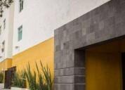 Departamento en renta en pedregal de san nicolas 2 dormitorios 77 m² m2
