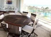Cad uxmal 604 departamento de playa con vista 4 dormitorios 210 m² m2