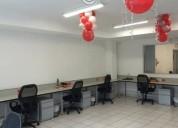 Oficinas renta industrial