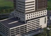 Excelente oficina comercial en renta 124 m² m2