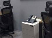 Oficinas completamente equipadas todos los se 20 m² m2