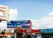 Locales comerciales en renta 150 m² m2