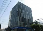 Excelente piso en edificio corporativo en ruben dario 760 m² m2