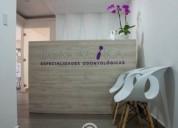 Consultorio dental en renta polanco 45 m² m2