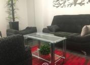 Consultorios para terapias por hora o por paquetes 9 m² m2