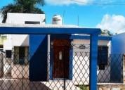 Casa de 3 habitaciones al poniente de merida 209 m² m2