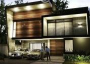 Casa nueva en preventa 4 dormitorios 620 m² m2