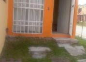 Casa con terreno excedente en santa teresa 2 dormitorios