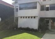 Preciosa casa en jardines del ajusco