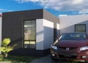 Casa de una planta nueva paseos de chavarria 2 dormitorios 54 m² m2