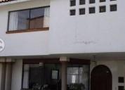 Se vende casa en condominio en cuajimalpa 3 dormitorios.