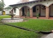 Casa estilo hacienda en un solo nivel las fuentes 2 dormitorios 1.000 m² m2