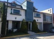 Se vende casa en real de san javier metepec 3 dormitorios