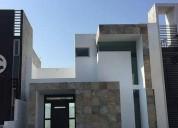 Hermosa casa modernista para estrenar