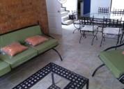 Rematamos amueblada 2 dormitorios 80 m² m2