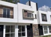 Casas con alberca a 5 min de las fuentes 3 dormitorios 80 m² m2