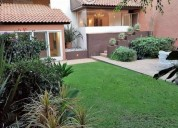 Venta casa con jardin 4 dormitorios 475 m² m2
