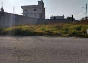 Oferta venta de terreno en metepec