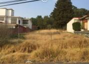 Se vende terreno zona residencial.
