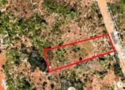 Terreno en cholul de al norte de merida 492 m² m2, contactarse.