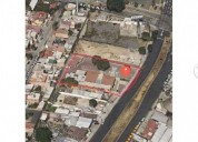 Terreno comercial sobre patria y rio nilo 2 15 500 000 500 m² m2