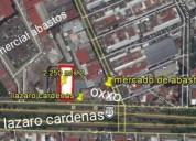 Excelente terreno 2 250 mts 2 edificios hoteles en guadalajara