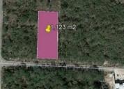 Venta de 2 terrenos juntos de 1000 m2.