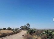 6 de terreno en epazoyucan hgo