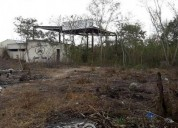 Amplio terreno en la zona sur merida yucatan 1 m² m2