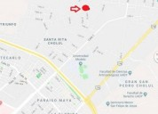 Oportunidad Terreno Para Invertir Norte de Merida 484 m² m2